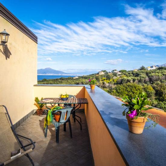 Villa Capri Apartments: Residence Between Sorrento And Massa